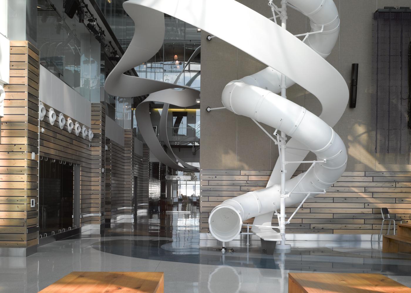 Corus Entertainment Interior