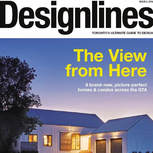 cover of Designlines magazine