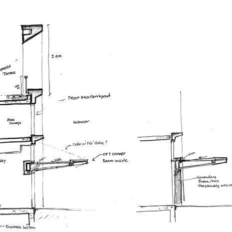 hand sketch details