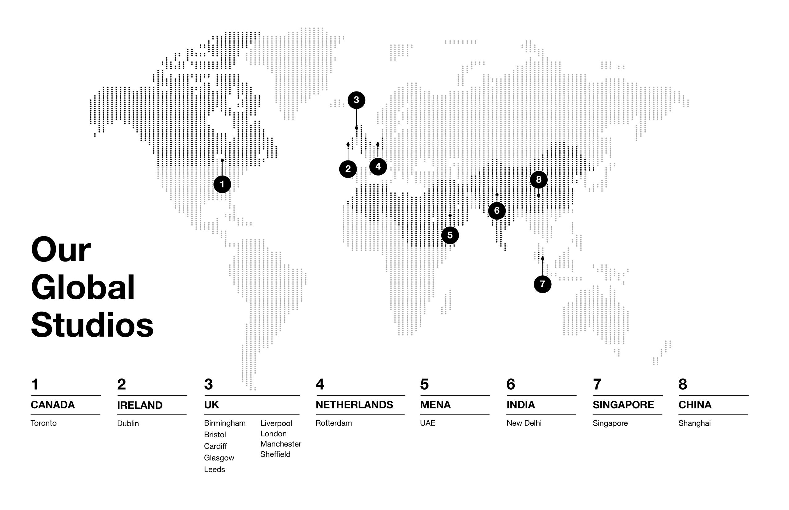 BDP Quadrangle Global Studio Map