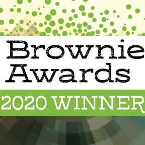 Brownie Awards 2020 winner