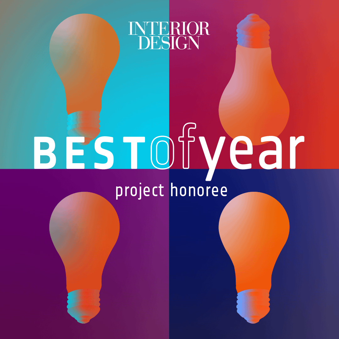 Interior Design Best of Year Awards 2020 Honouree