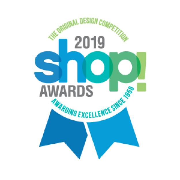 2019 Shop Awards the original design competition awarding excellence since 1958