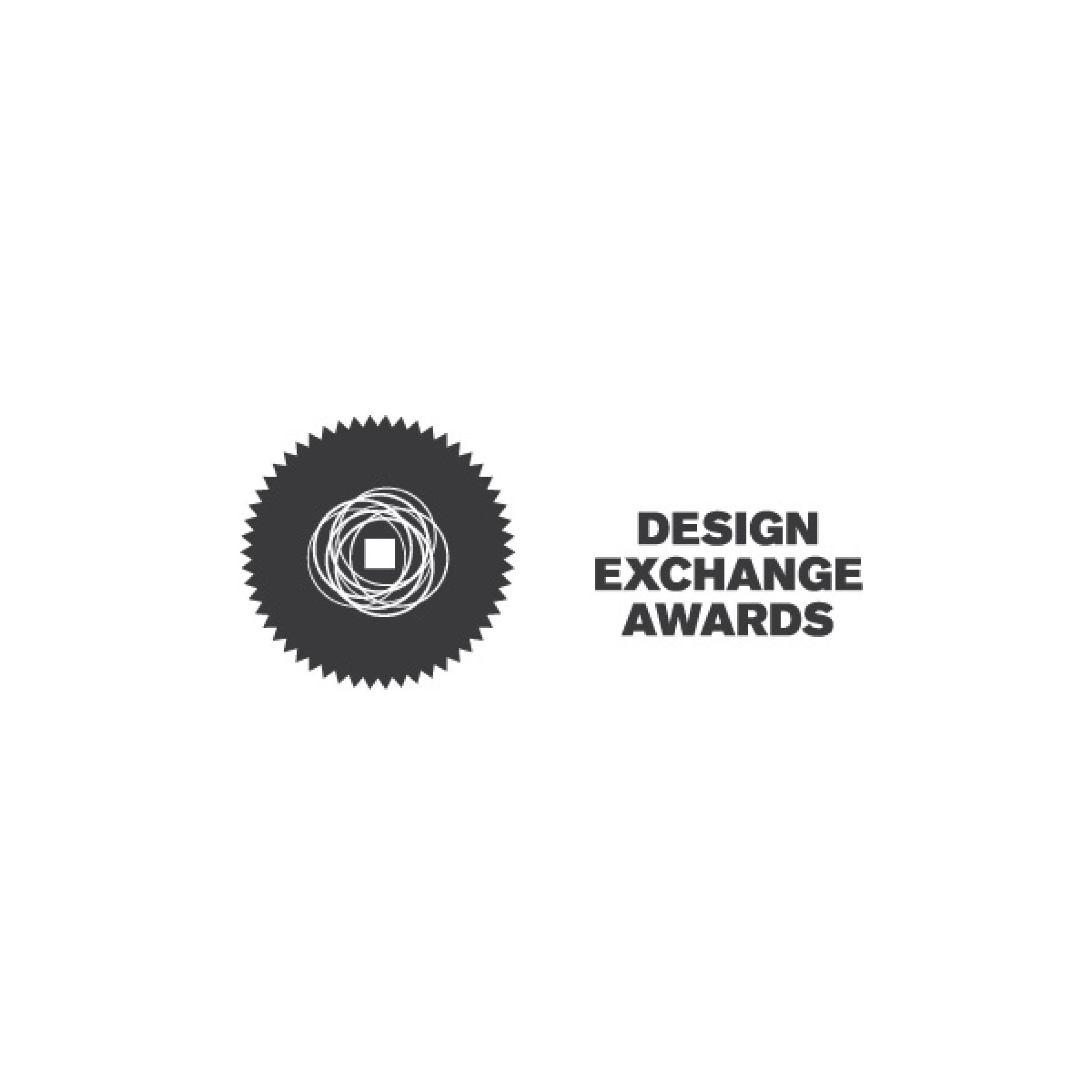 logo for the Design Exchange Awards