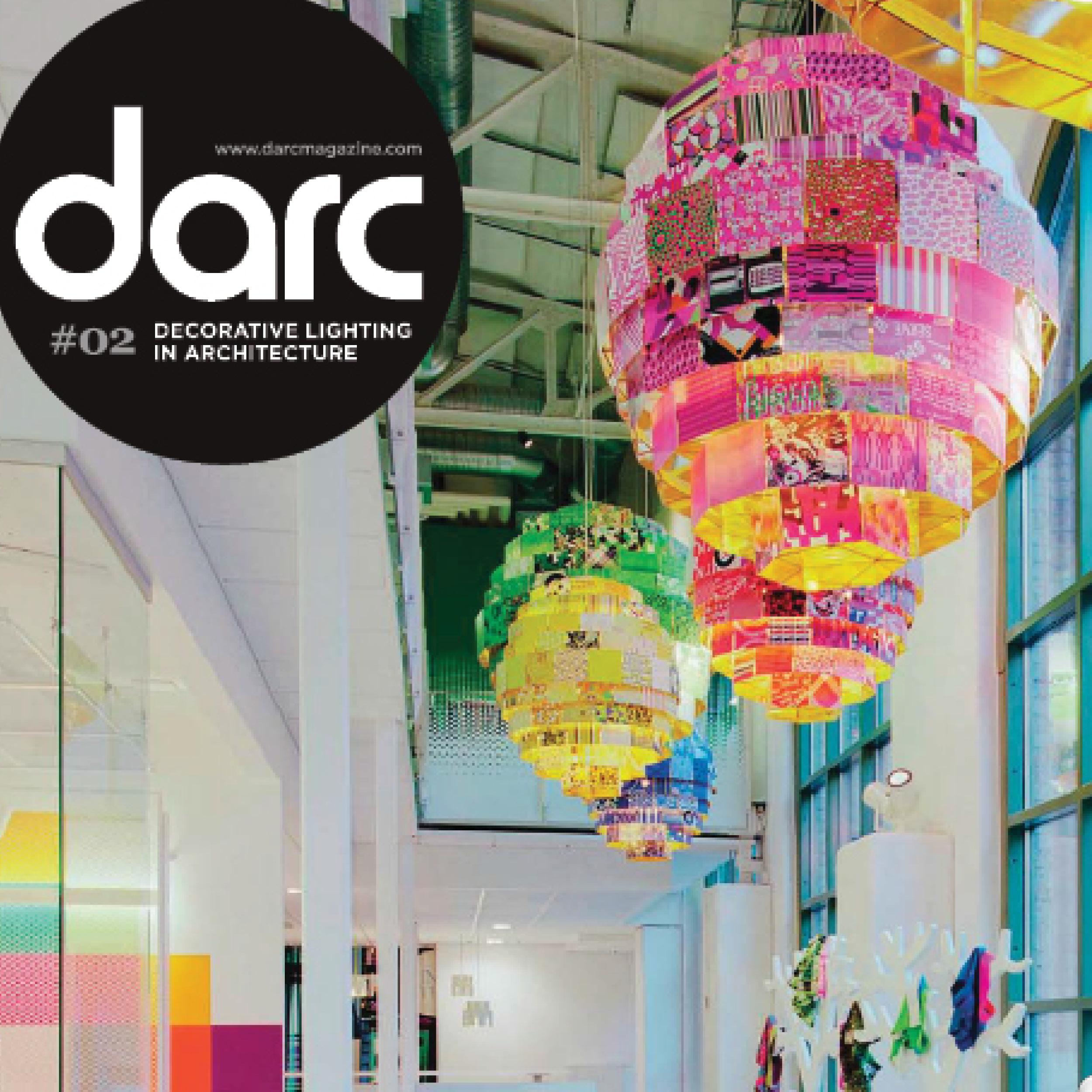 cover of Darc magazine