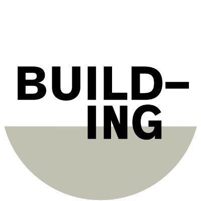 Building magazine logo
