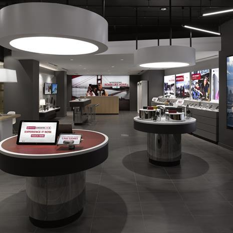Rogers Retail at Square One